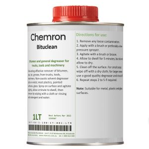 Bituclean | Cleaning Chemicals