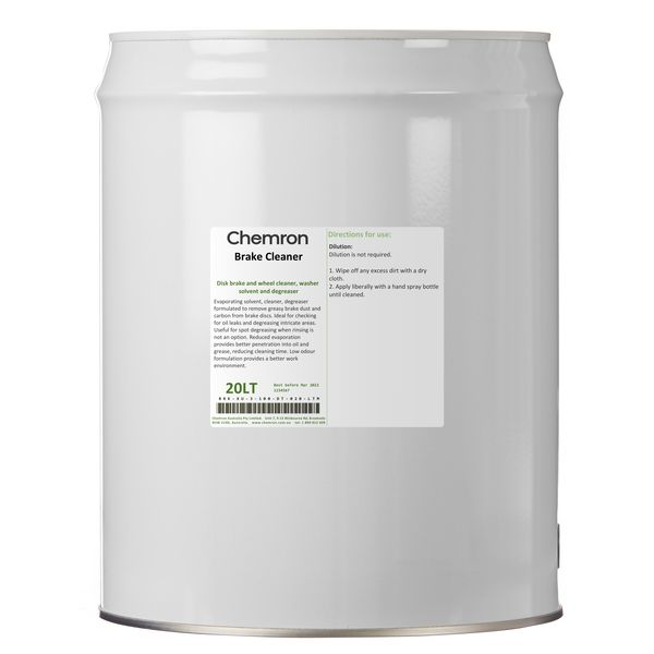 Brake Cleaner | Degreasing Chemicals