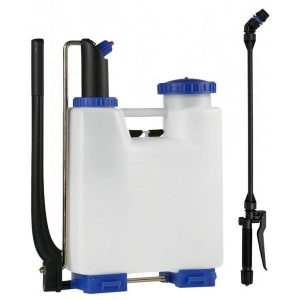 Alta Tech Backpack Sprayer | Spraying Chemicals