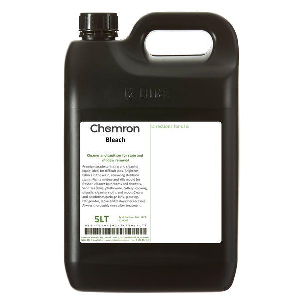 Bleach | Sanitising Chemicals