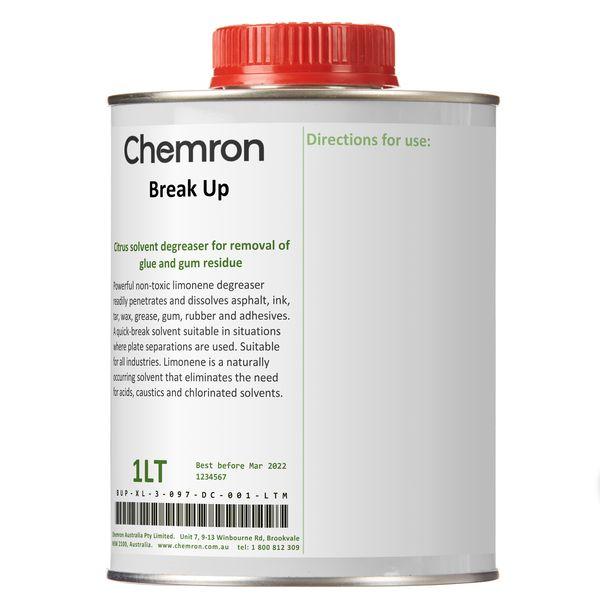 Break Up | Degreasing Chemicals