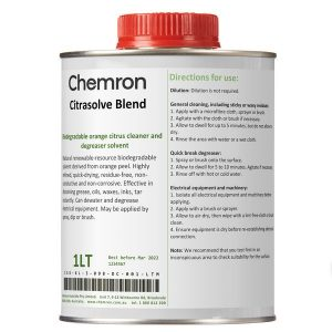 Citrasolve Blend | Degreasing Chemicals