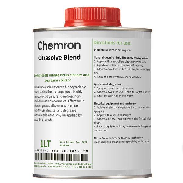 Citrasolve Blend | Degreasing Chemicals