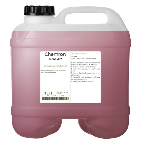 Econo 402 | Cleaning Chemicals