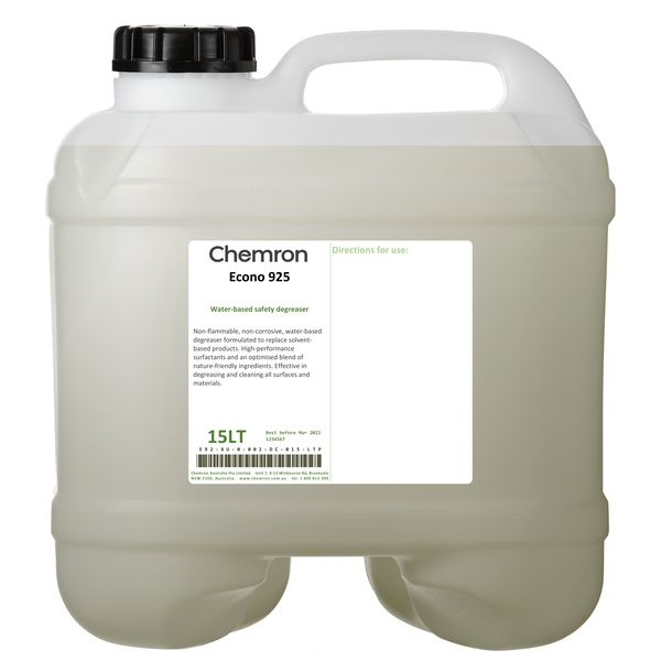 Econo 925   Degreasing Chemicals