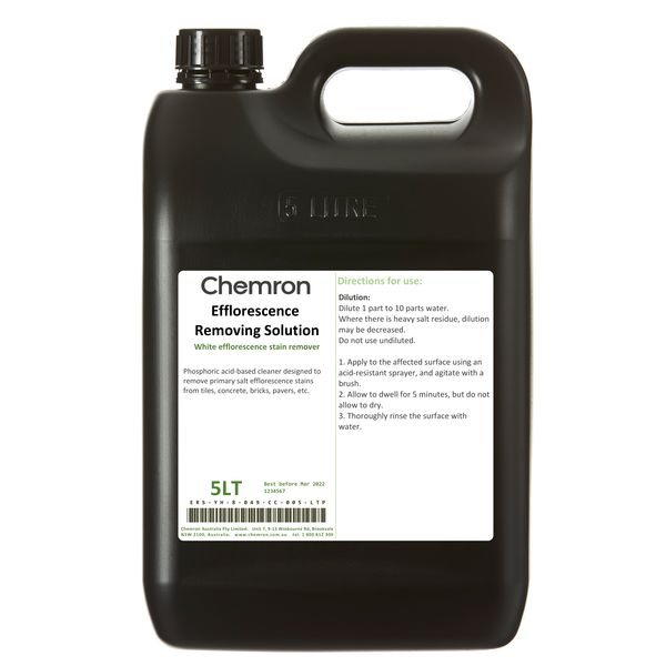 Efflorescence Removing Solution | Cleaning Chemicals