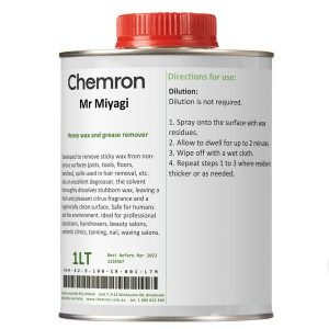 Mr Miyagi | Cleaning Chemicals