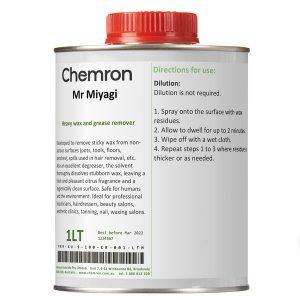 Mr Miyagi | Cleaning Chemicals