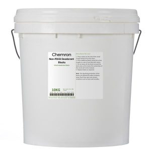 Non-PDCB Deodorant Blocks | Deodorising Chemicals