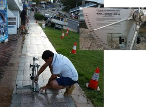Port Stephens Council Anti Slip Treatment