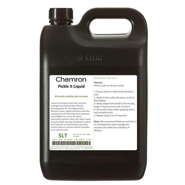 Pickle It Liquid | Surface Treatment Chemicals