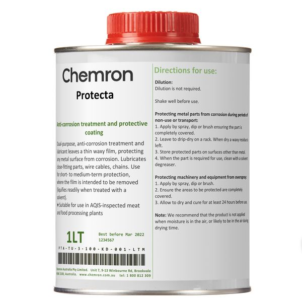 Protecta | Surface Coating Chemicals