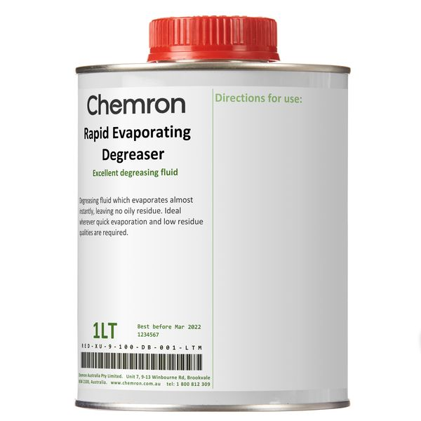 Rapid Evaporating Degreaser | Degreasing Chemicals
