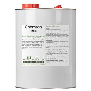 Refusal   Cleaning Chemicals
