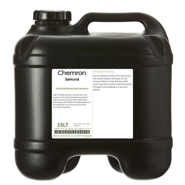 Samurai | Sanitising Chemicals