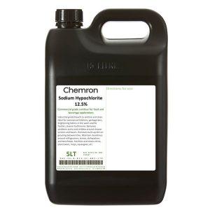 Sodium Hypochlorite 12.5% | Sanitising Chemicals