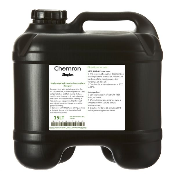 Singlex   Cleaning Chemicals