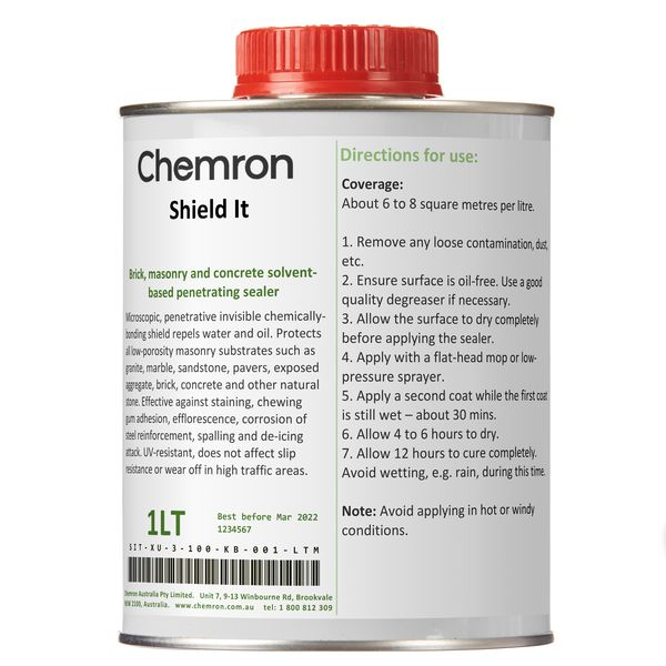 Shield It | Surface Coating Chemicals