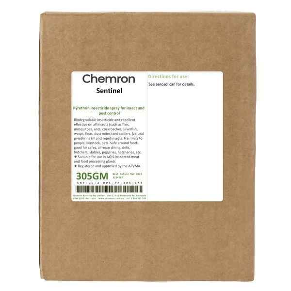 Sentinel | Pest Control Chemicals