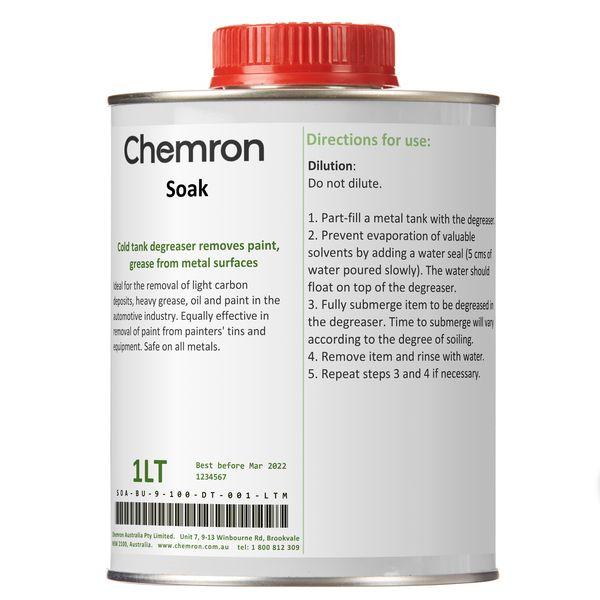 Soak   Degreasing Chemicals
