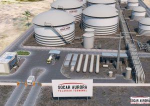 SOCAR AURORA Fujairah Terminal