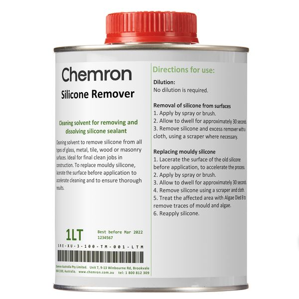 Silicone Remover | Surface Treatment Chemicals