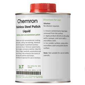 Stainless Steel Polish Liquid | Surface Coating Chemicals